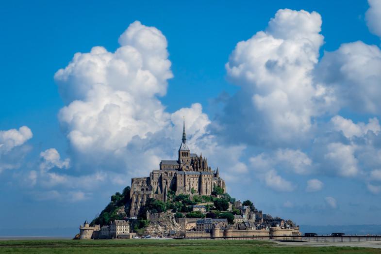 Le Mont Saint Michael - France