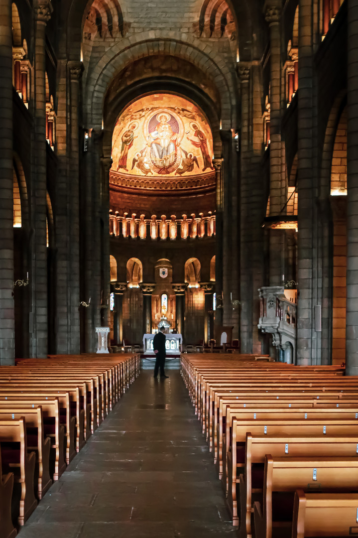 Catrédrale - Notre -Dame Immaculée Of Mônaco
