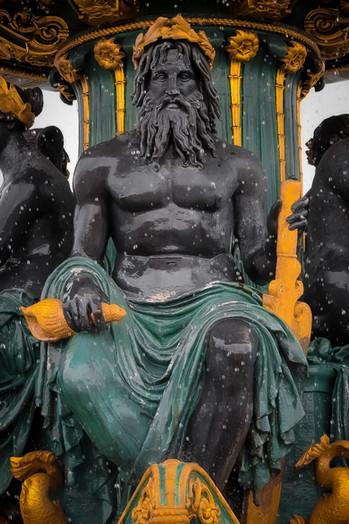 Fontaine des Fleuves - Place de la Concorde