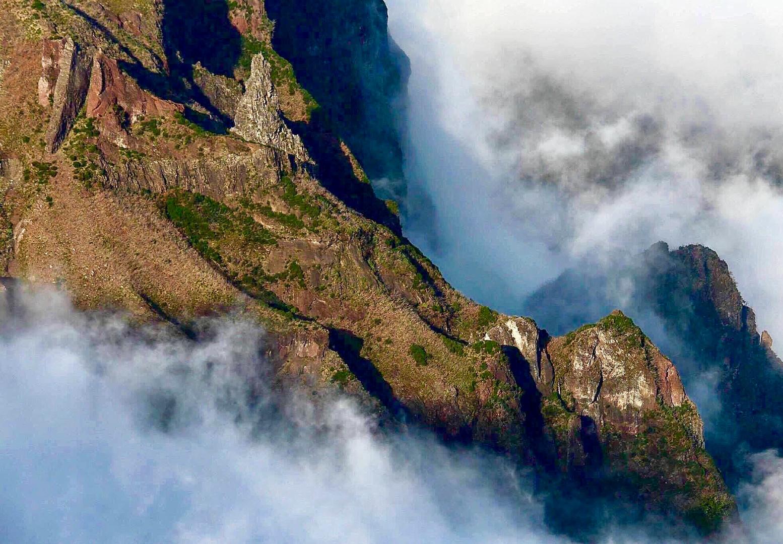 Areeiro Peak Trail- Madeira Island