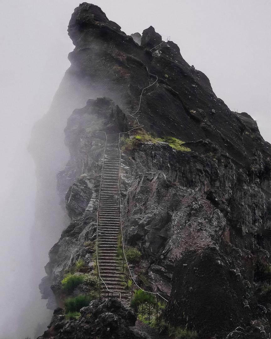 Hard Stone - Pico do Arieiro