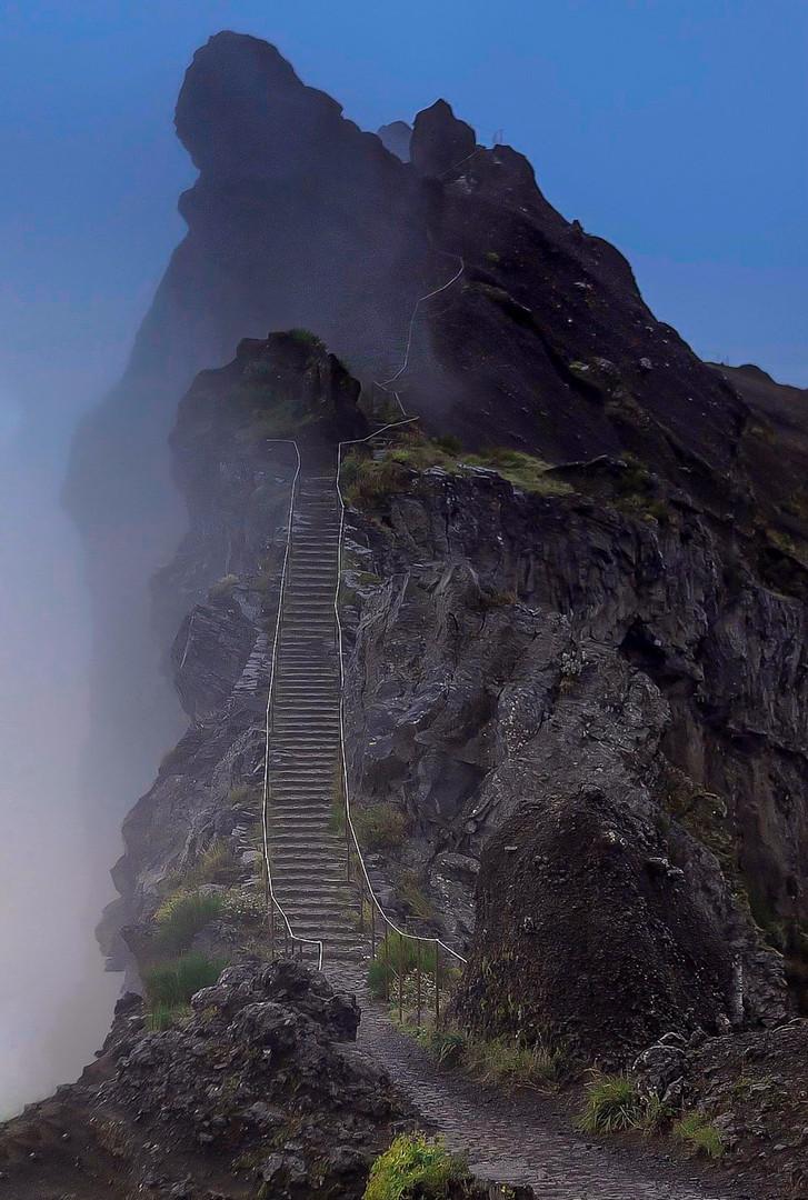 Hard Stone - Madeira Island