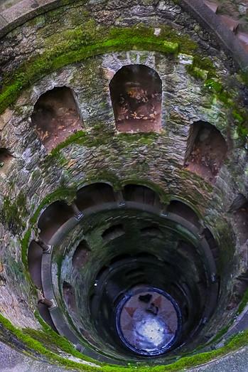 Poço Iniciatico - Quinta da Regaleira