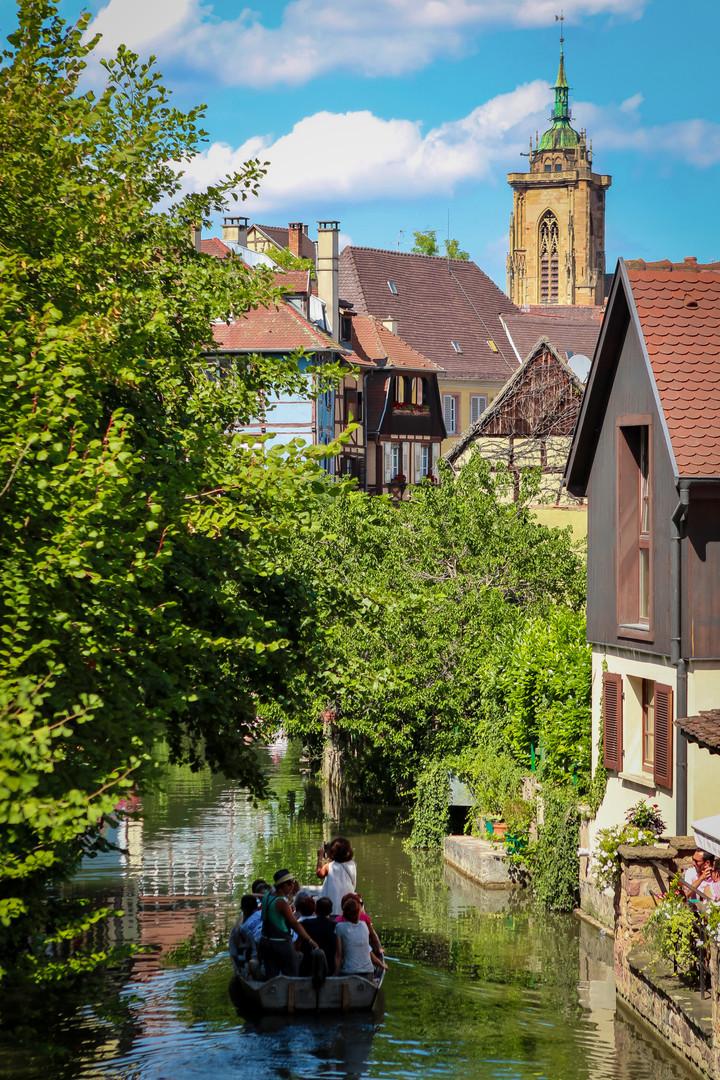 Petit Venise Of Colmar