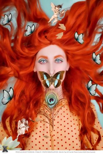 Finalist (Photo Manipulation) Ophelia Reborn