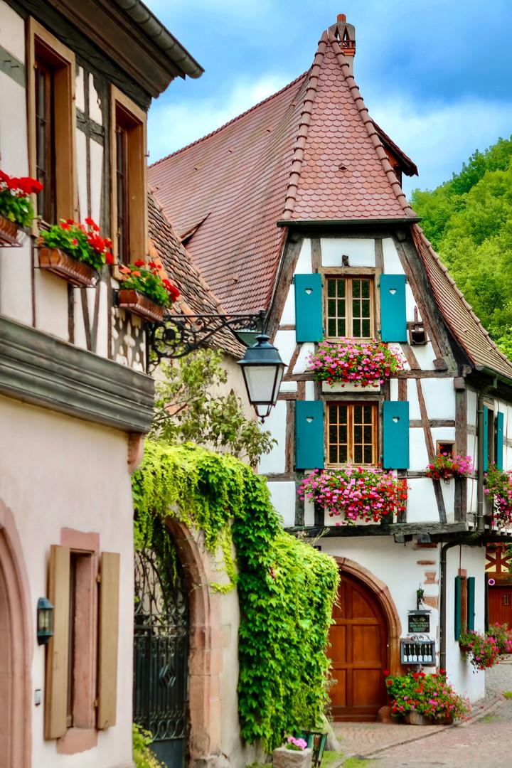 Village Of Kaysesberg