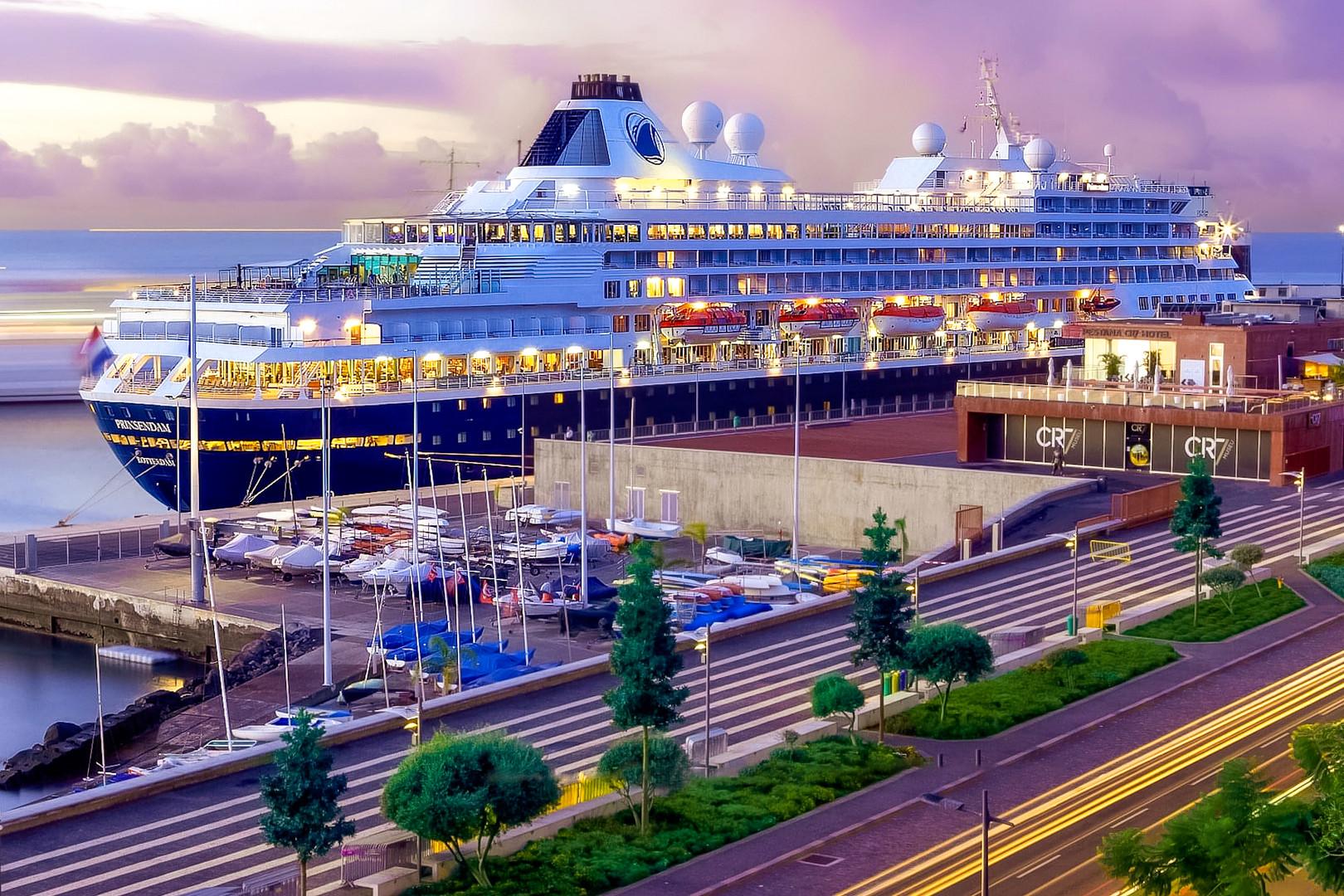 Port of Funchal - Madeira Island