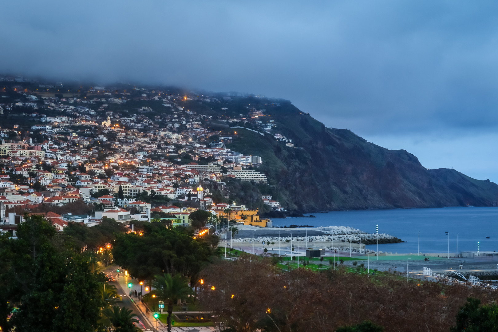 Funchal Of Center