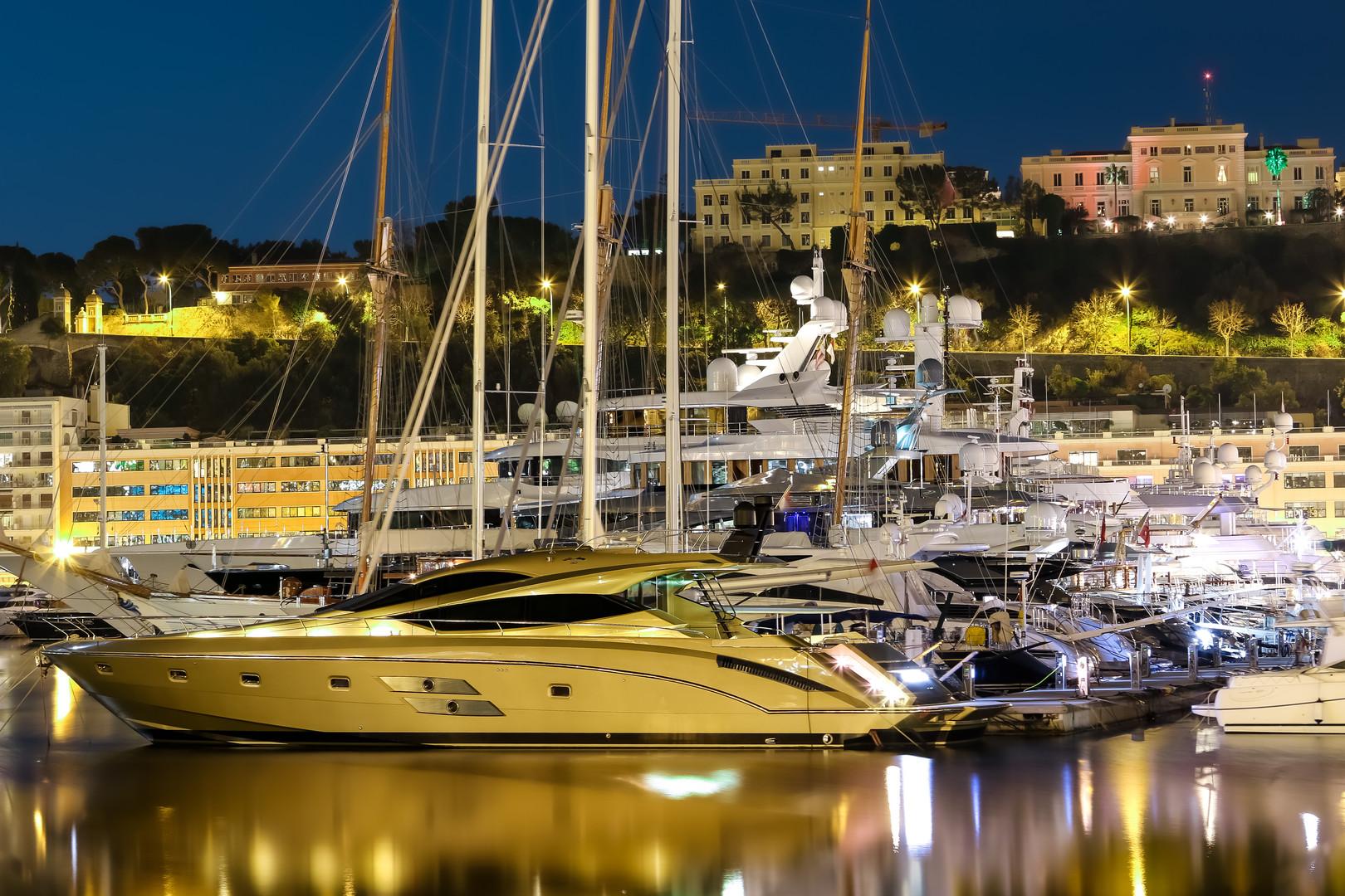 Porto Of Mônaco