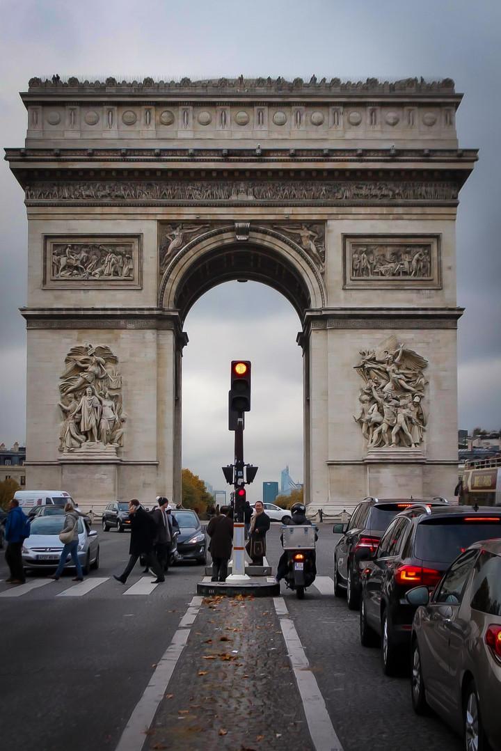 Arc du Triomple - Paris