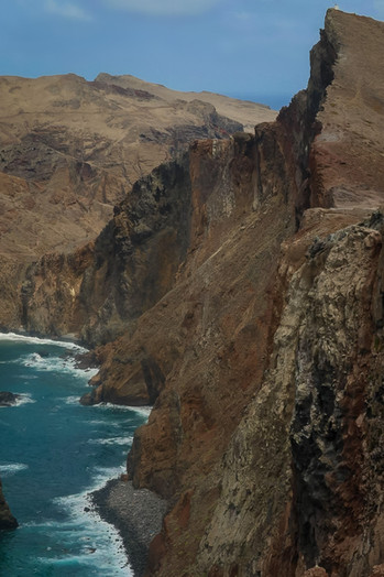 Vereda da Ponta de São Lourenço - Madeir