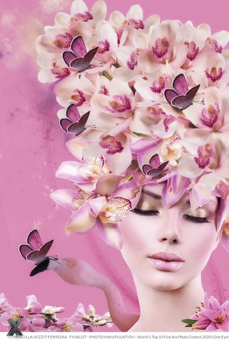 Pink Dreams Finalist - Photo Manipulation