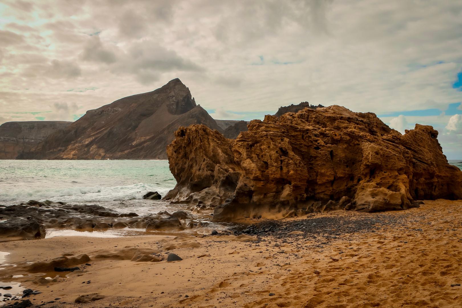 Porto Santo Island