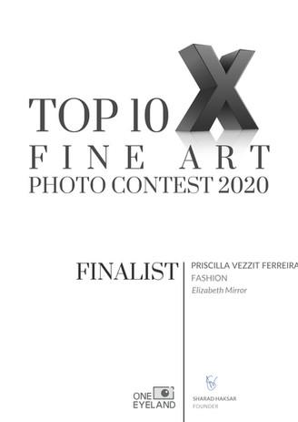 Finalist (Fashion) Elizabeth Mirror