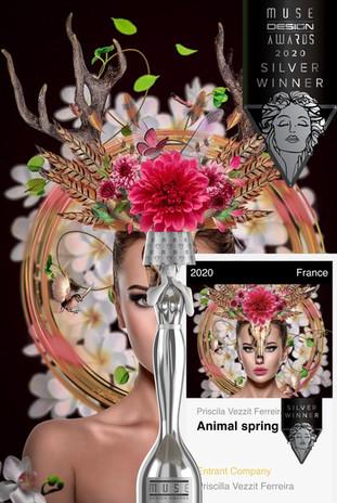 Animal Spring - Silver Winner
