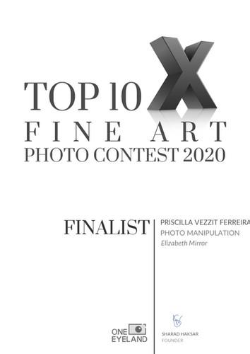 Finalist (Photomanipulation) Elizabeth Mirror
