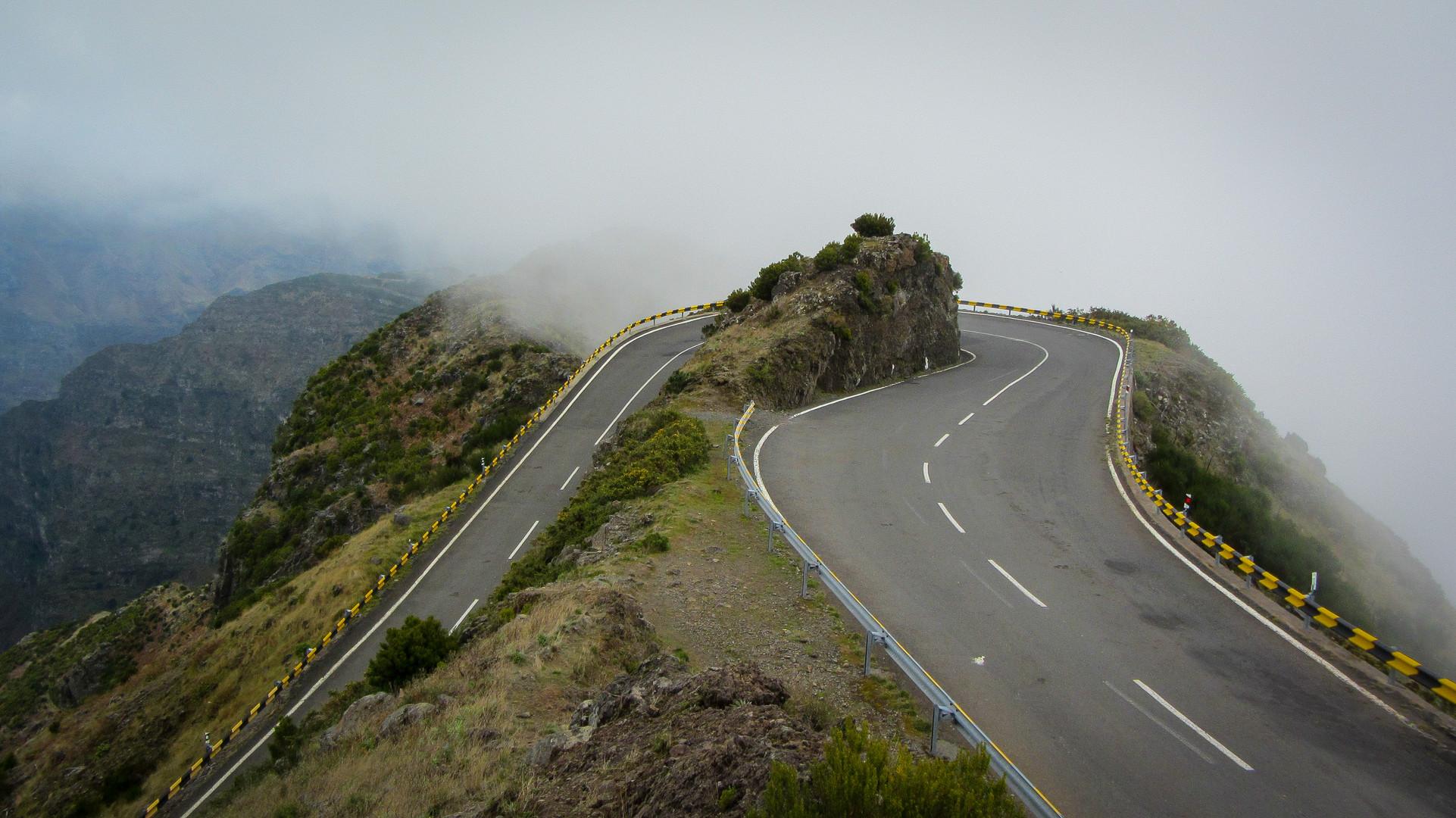 Peak of Areeiro- Madeira Island