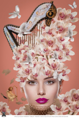 Finalist (Fashion) My Music Of Dreams Woman Harp