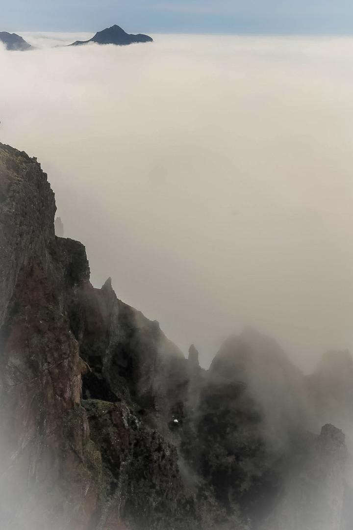 Peak Of Arieiro - Madeira Island