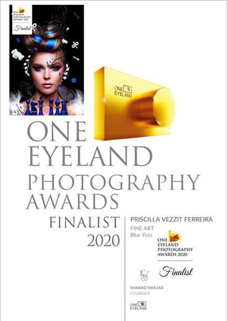 Blue Yves - Finalist Awards 2020