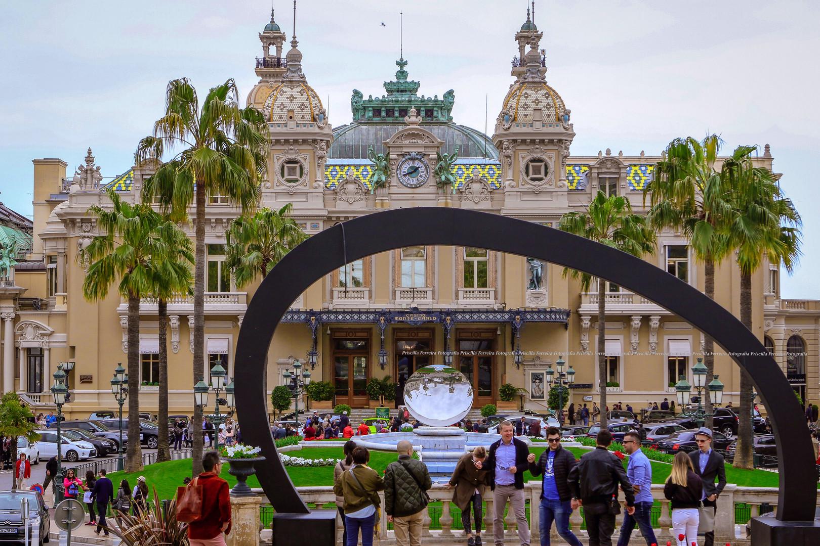 Casino Of  Monte Carlo - Mônaco
