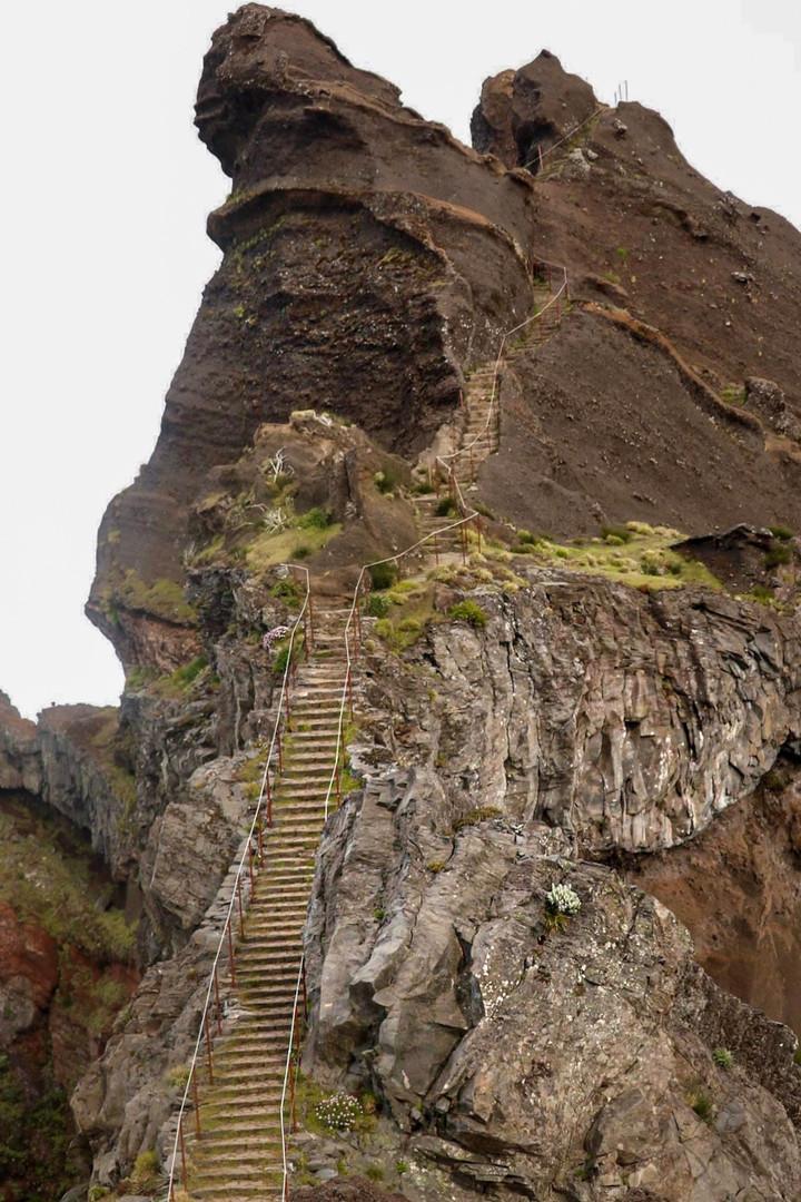 Stone Hard - Peak Of Areeiro - Madeira Island