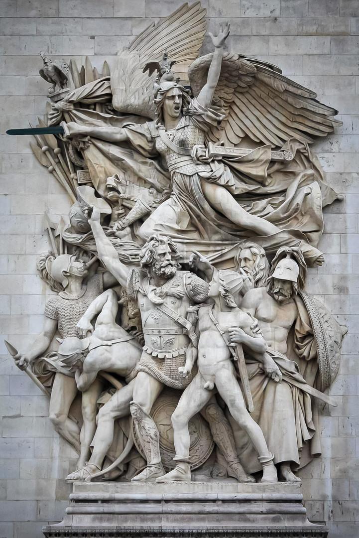Arch of Triumph - Paris