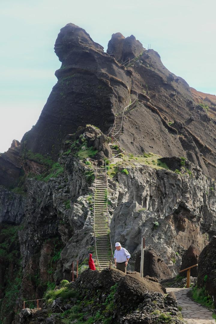 Hard StoneTrail - Madeira Island