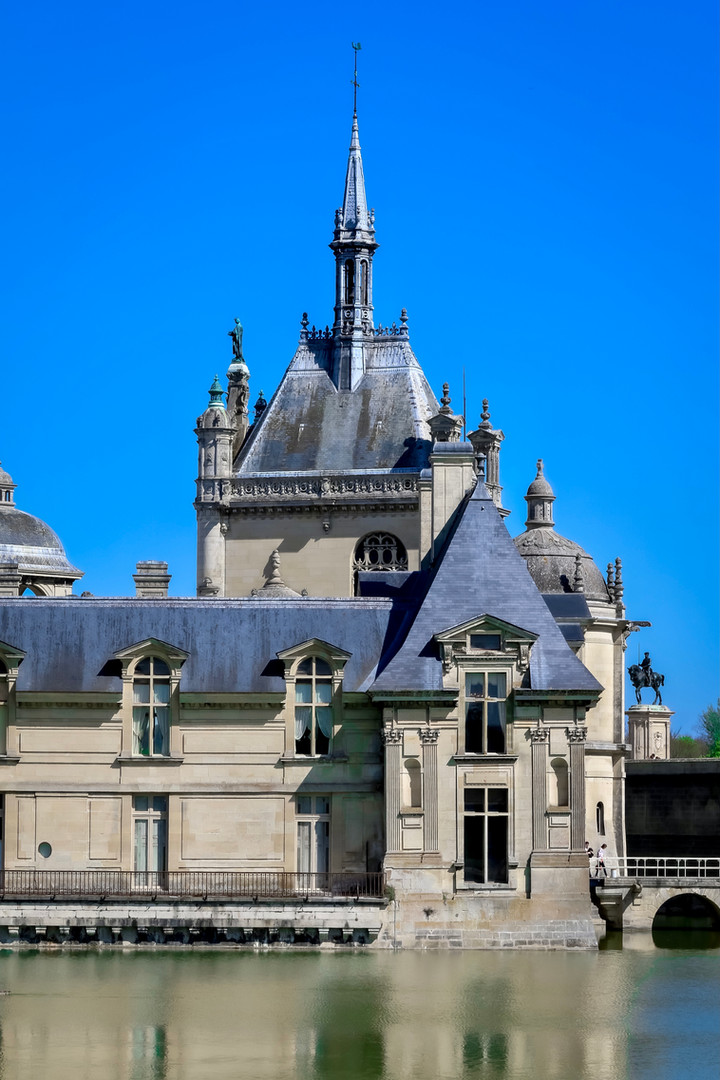 Château de Chantilly- France