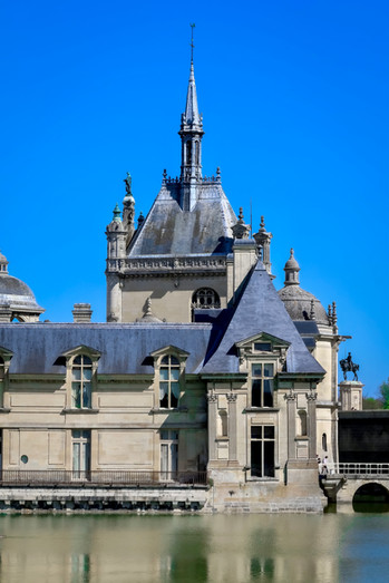 Chateau de Chantilly- Castelo de Chantilly