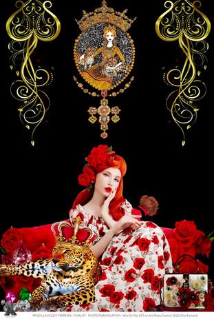 Finalist - (Photo Manipulation)Elizabeth Mirror