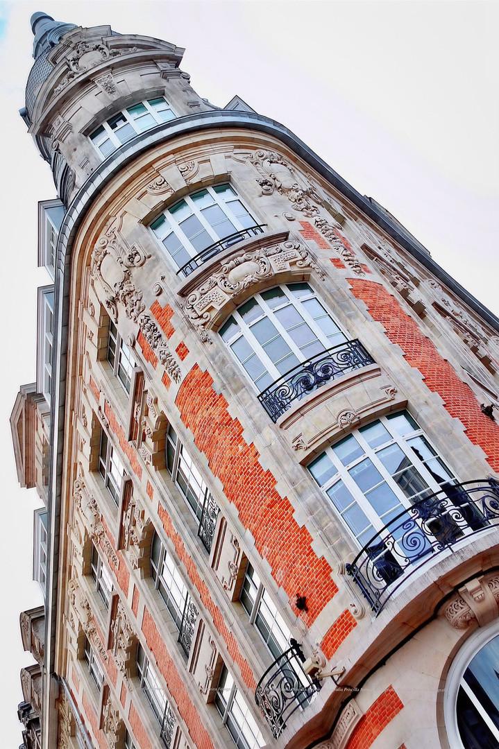Vieux Lille - département Hauts-de-France