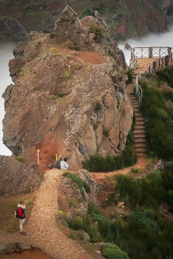 Ninho da Manta-Pico do Arieiro