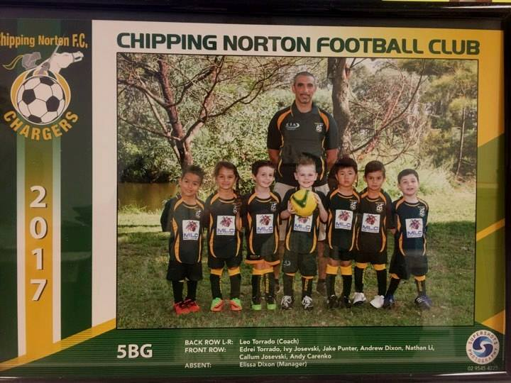 Chipping Norton Football Club