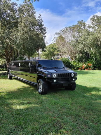 rent a limo in orlando