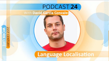 WLP24 David Garcia-Gonzalez and Language Localisation