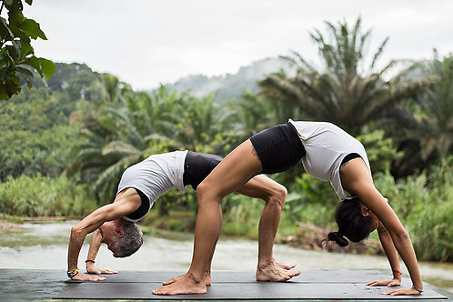 YOGA, NATURE AND CULTURE: a jungle yoga experience