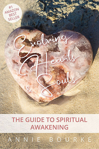 Annie Bourke - Evolving Hearts and Souls
