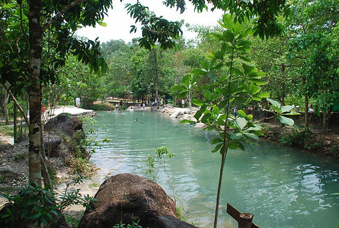 Traveling from Ranong to Eco-Logic