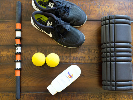 Fitness Friday – Dealing with Soreness and Pain