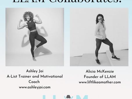 Mindset Matter: LLAM Collaborates with A-List Trainer Ashley Joi!