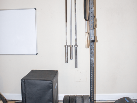 Fitness Friday – Garage Gym Upgrades on a $500 Budget