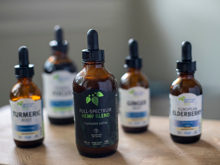 5 Herbal Extracts I Use and Why!