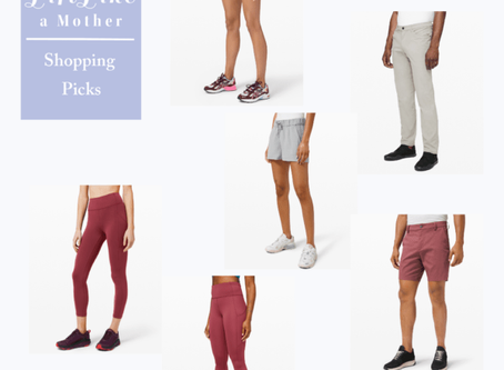 My Top Lululemon Recommendations