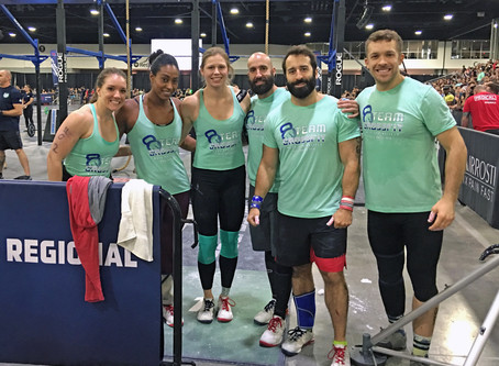 Crossfit Regionals – Atlanta Trip Report