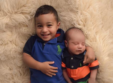 Baby Boy Maverick and Birth Story