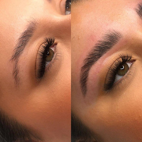 Brow Lamination (1-1 practical)