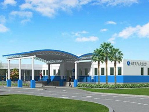 A New Home for Seafarers in Ft. Lauderdale.