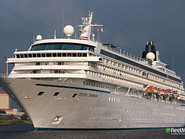 Crystal Symphony Has Home in Antigua