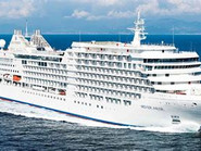 Silversea will sail the Med from Greece